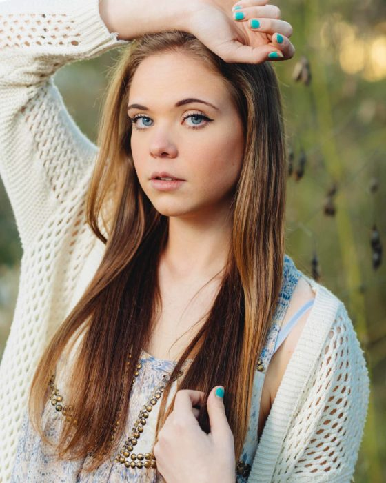 High School Senior Portrait Photographer The woodlands