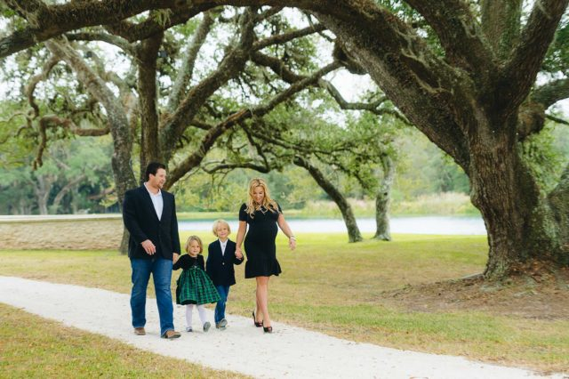 Houston Oaks Country Club Family Photographer