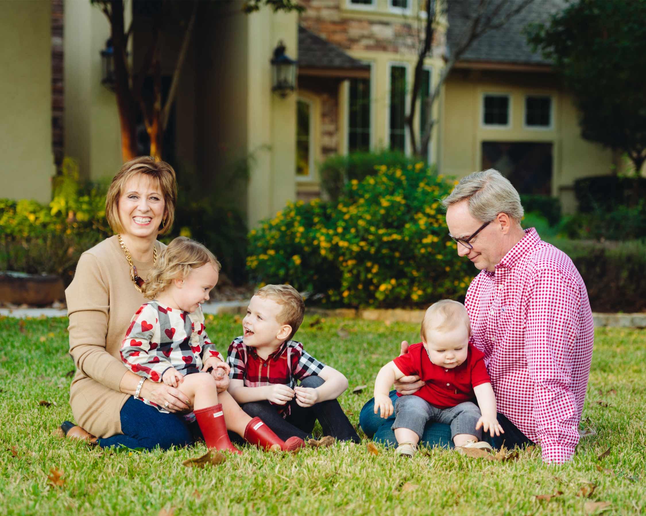 San Antonio Photographer Families
