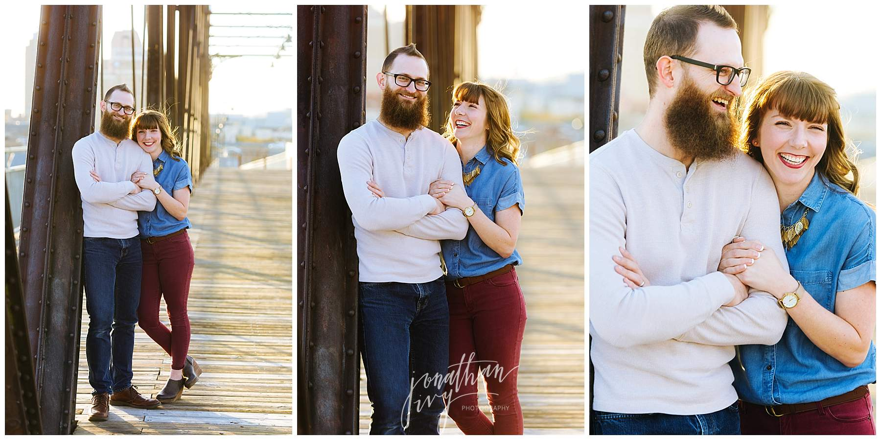 Hays Street Bridge Family Photos