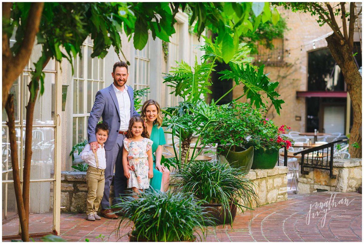 Family Photos in San Antonio